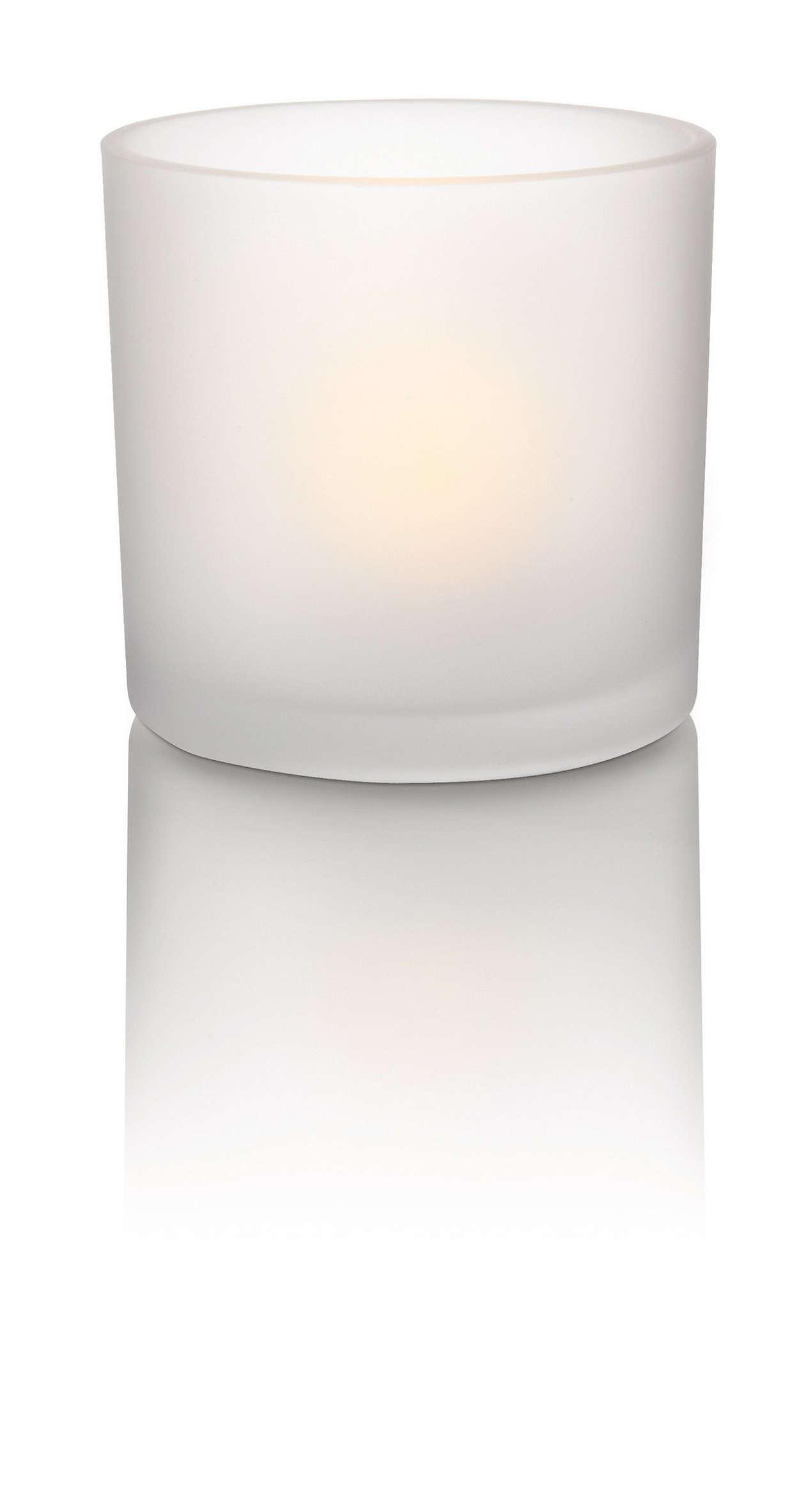 Farv din verden med lys