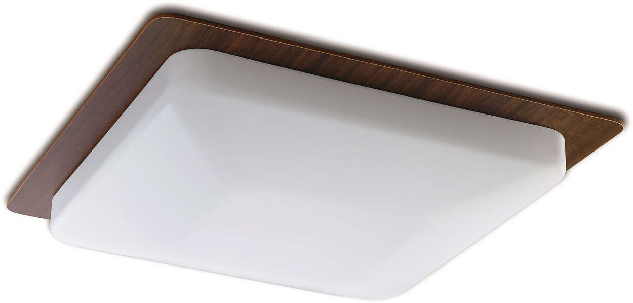 Maximum light, maximum efficiency