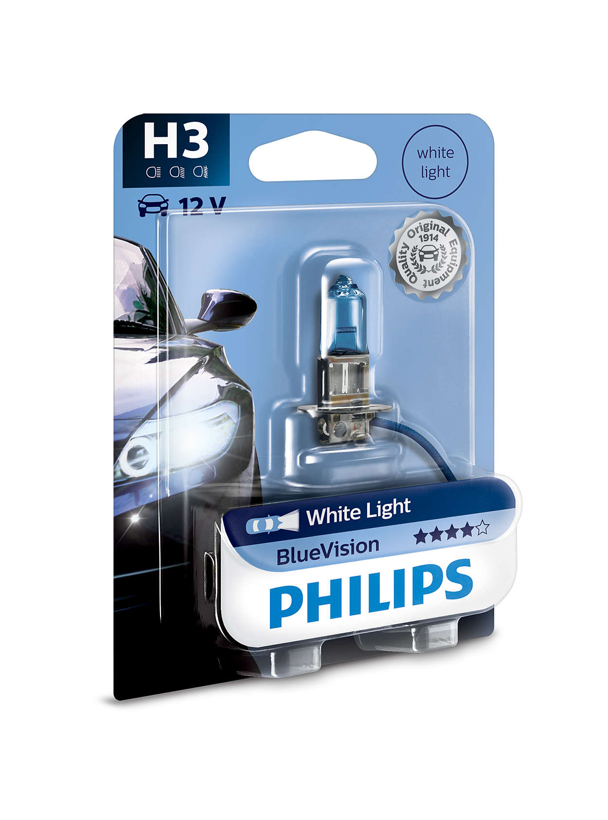 Luz blanca para darle estilo