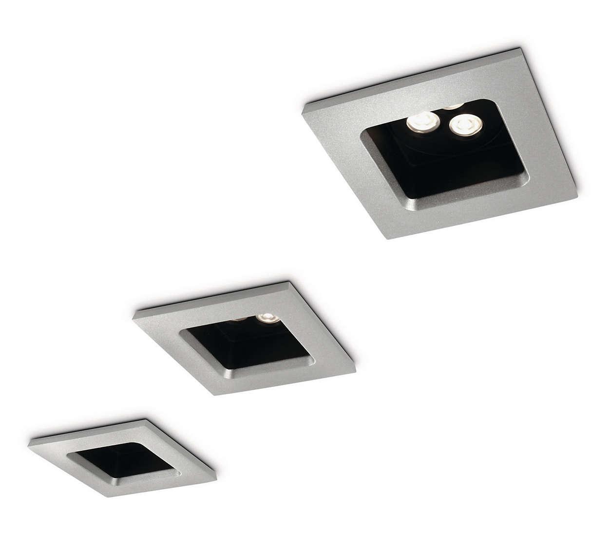 巧妙結合照明功能與設計感