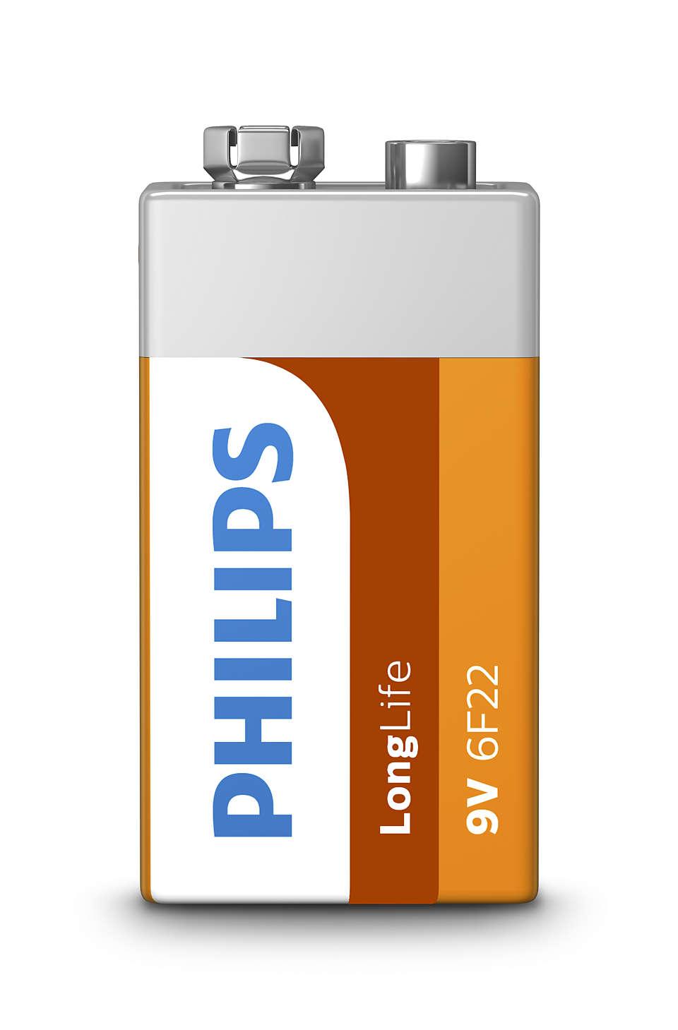 Top low-drain device batteries