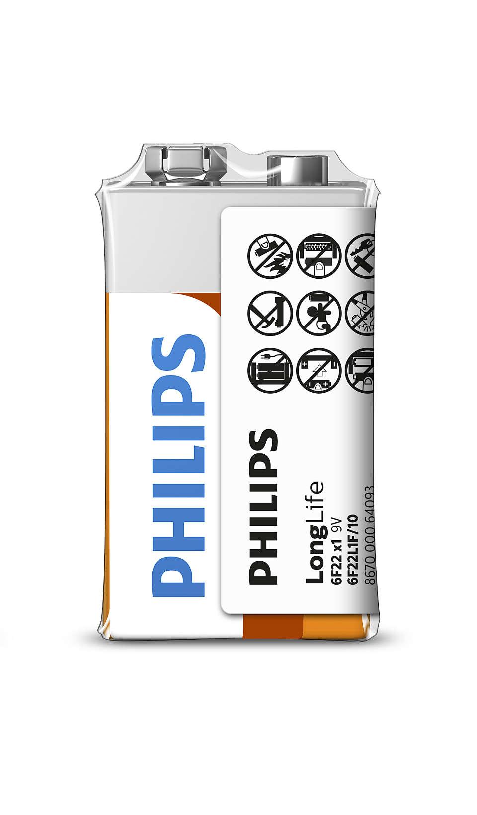 Vislabākās maza strāvas patēriņa ierīču baterijas