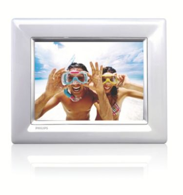 Philips 6FF3FPW/37 Digital Photo Frame Treiber Herunterladen