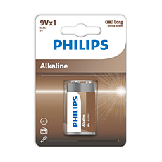 6LR61A1B/10 Power Alkaline Pile