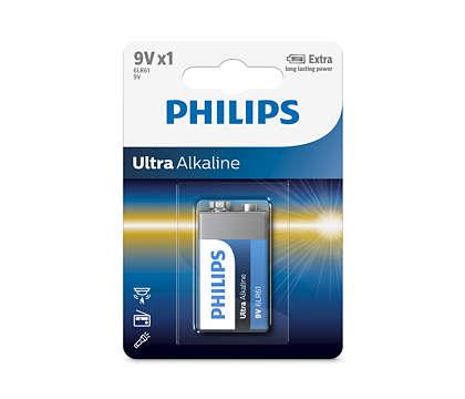 Extra veel vermogen voor apparatuur met een hoog energieverbruik