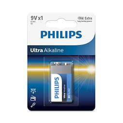 Ultra Alkaline Baterie