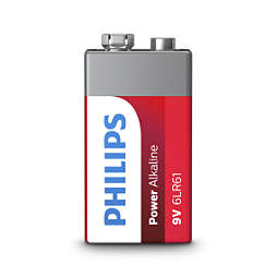 Power Alkaline Batterie