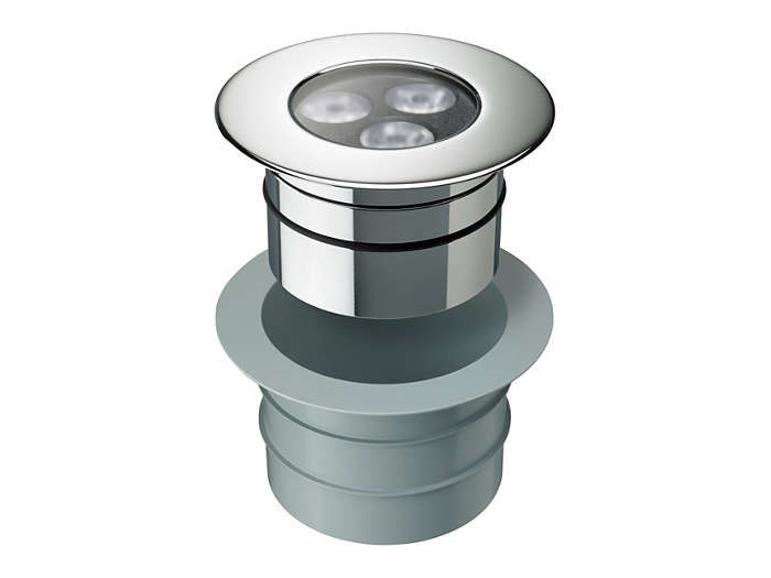 AmphiLux BBD420 recessed Compact spotlight with recessed box ZBD402
