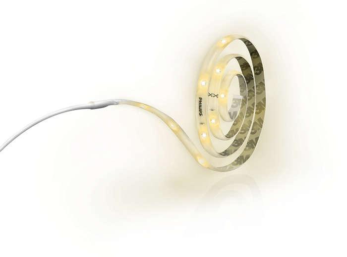 Ljus där du behöver det