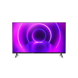 8000 series 4K UHD LED Smart TV