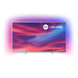 7300 series 4K UHD LED med Android TV