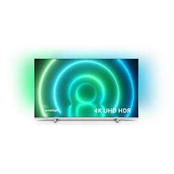LED 4K UHD LED на базе ОС Android TV