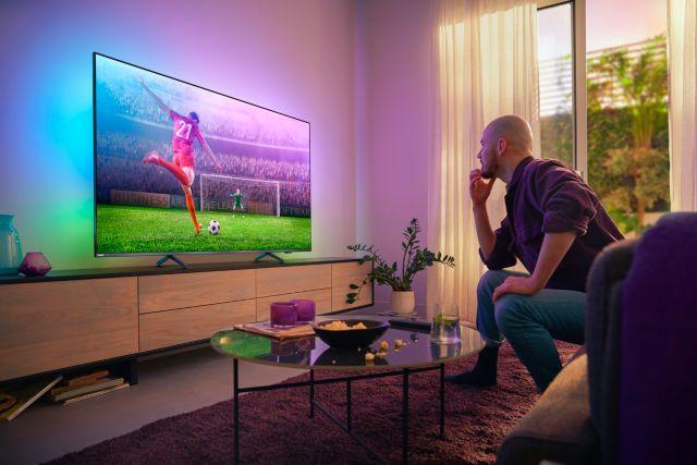 Philips TV 2021: PUS8546 und PUS8556 (70 und 75 Zoll)