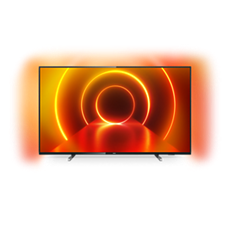 70PUT7805/56  4K UHD LED Smart TV