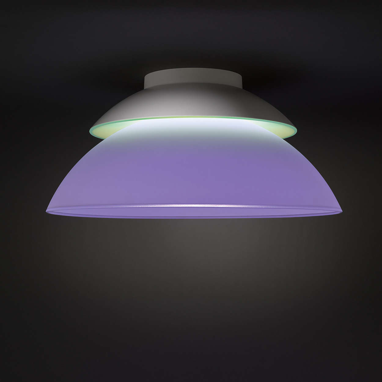 Hue White and color ambiance Beyond ceiling light 712013148 | Philips