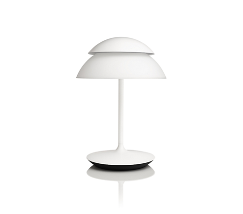 Hue white and color ambiance beyond table lamp 712023148 philips hue white and color ambiance beyond table lamp aloadofball Images