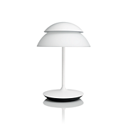 Hue White and color ambiance Beyond-bordlampe