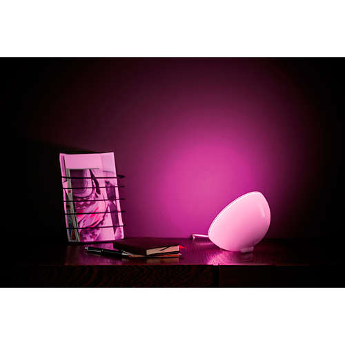 Hue White and color ambiance Go draagbare lamp