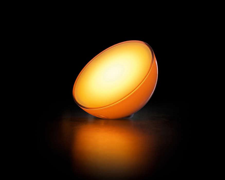 Philips Hue Lampen.Go Portable Light