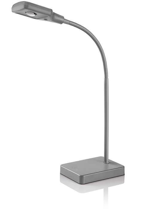 為了舒適,請選用可靠的檯燈