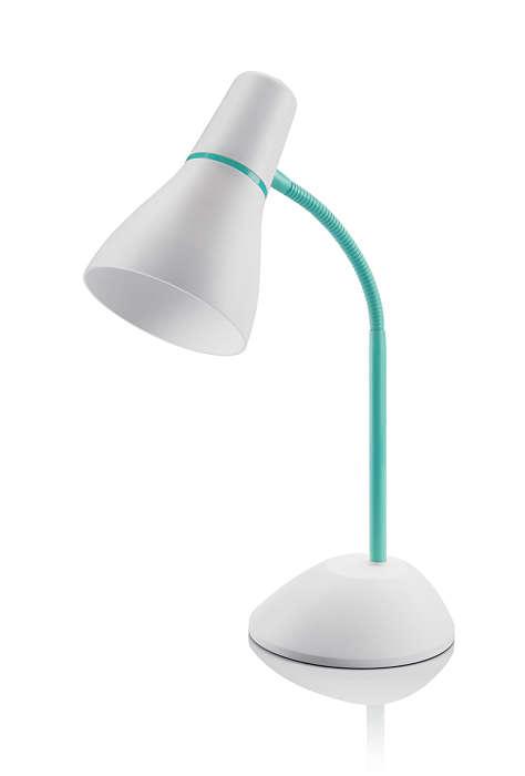 Надежное освещение рабочего пространства