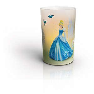 Disney Bordlampe