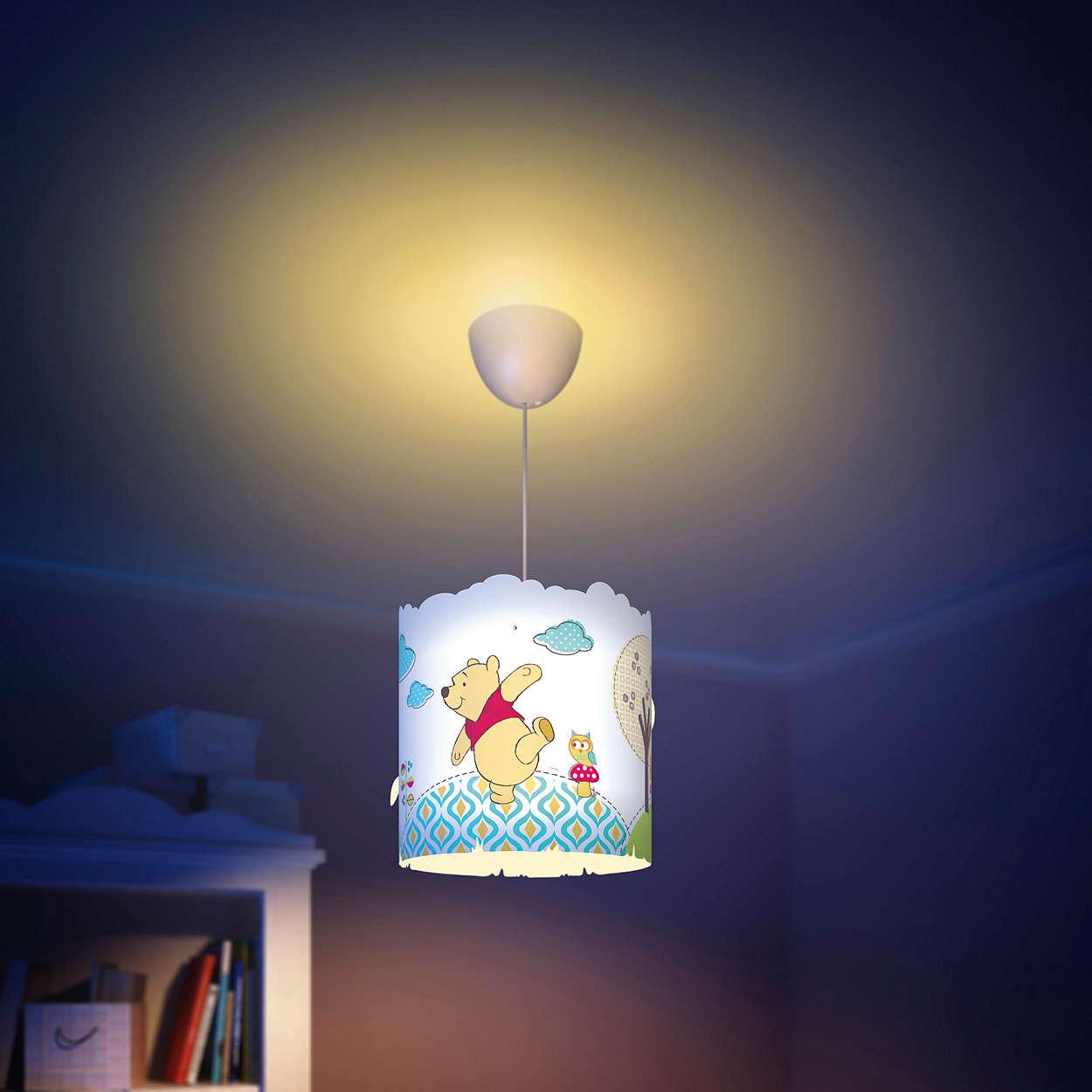 Suspension light 717513426 disney switch on imagination mozeypictures Images