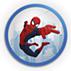 Marvel Taklampa