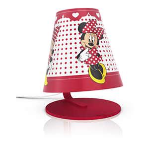 Disney Bordlampa