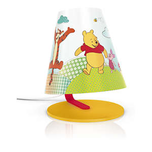 Disney Bordlampe