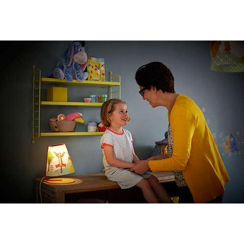 Disney Pöytävalaisin