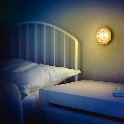 Disney Nachtlampje met sensor