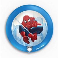 Marvel Nattlampa med sensor