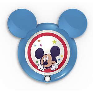 Disney Natlampe med sensor