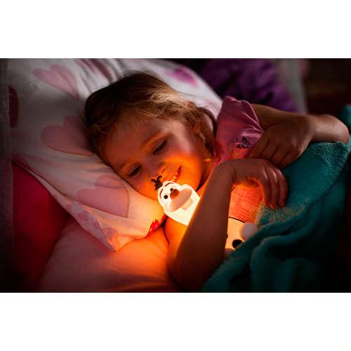 Disney SoftPal: draagbaar lichtvriendje