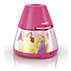 Disney 2-in-1: projector en nachtlampje