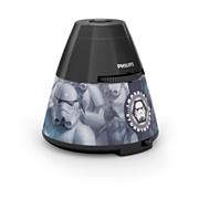 Star Wars Veilleuse-projecteur 2-en-1