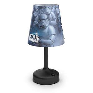 Star Wars Pöytävalaisin
