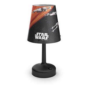 Star Wars Bordslampa