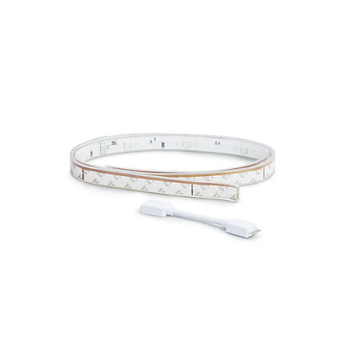 Hue White and color ambiance Lightstrip Plus verlengstuk
