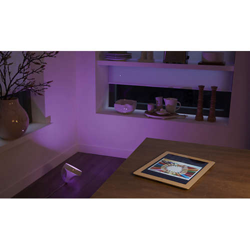 Hue White and color ambiance Iris draagbare lamp