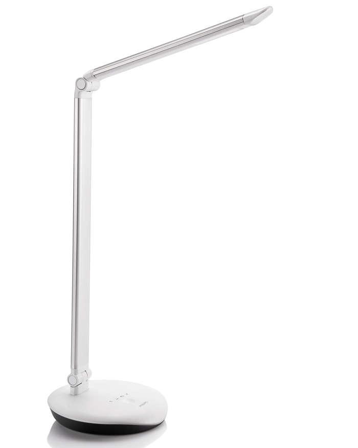 iluminación de escritorio fiable