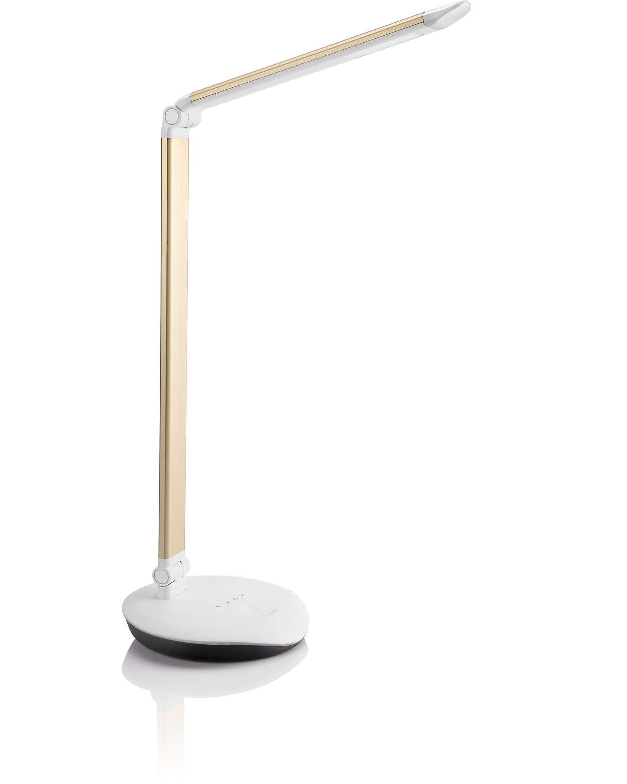 可靠的檯燈