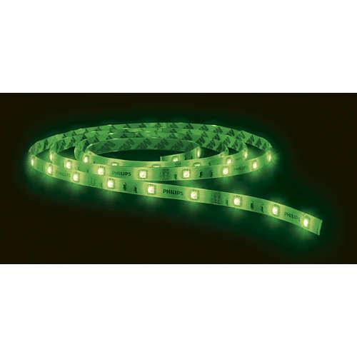 Hue LightStrips