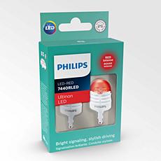 7440RULRX2 Ultinon LED Ampoule pour clignotant de voiture