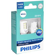 7440ULWX2 Ultinon LED Ampoule pour clignotant de voiture