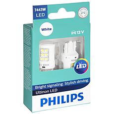 7443ULWX2 Ultinon LED Ampoule pour clignotant de voiture