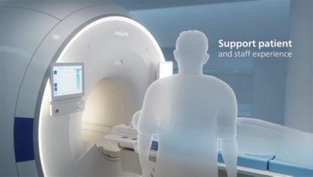 Patient-centered productivity video