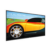 Signage Solutions Q-Line Display