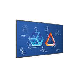 Signage Solutions Interaktivt whiteboard